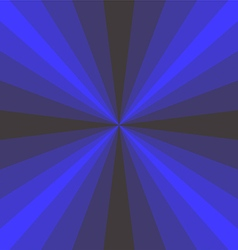 Blue sunray vector