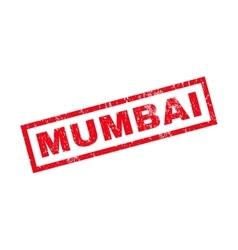 Mumbai rubber stamp vector