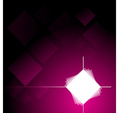Abstract violet background vector image