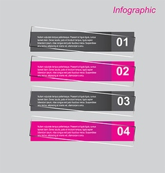 Infographic design template7 vector