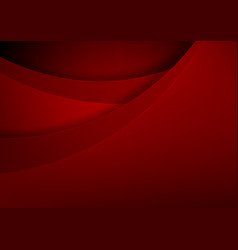 abstract background basic geometry red layered vector image vector image