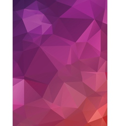 Purple triangles2 vector