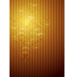 Abstract modern template vector image