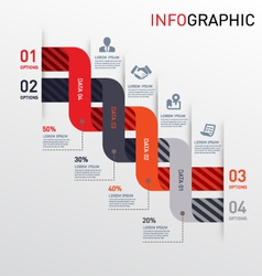 Info graphic vector