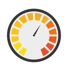 Beer meter icon image design vector