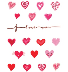 Love graphics vector