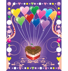 Party card vector