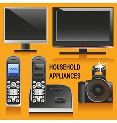 Electronic equipment vector