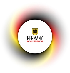 German background vector