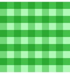 checkered cloth vector image