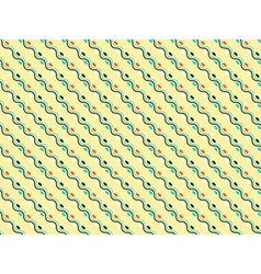 Seamless diagonal wave abstract pattern vector