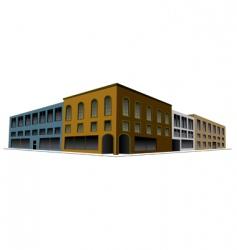 City block vector