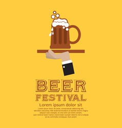 Beer Festival vector image vector image
