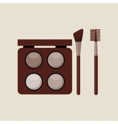 Make-up product design vector