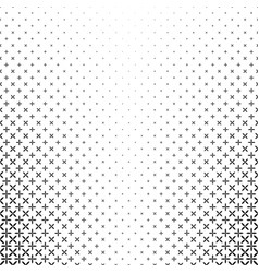 Monochrome abstract ellipse pattern background - vector