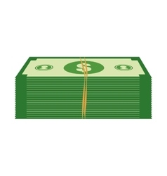 Bill icon money and financial item design vector