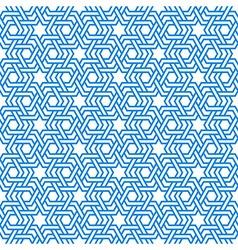 Tangled modern pattern vector