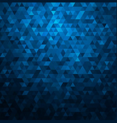 abstract blue colorful background vector image vector image