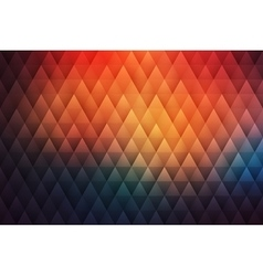 Abstract geometrical hipster background vector