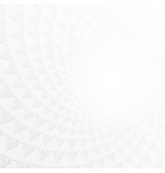 White amp grey abstract perspective background vector
