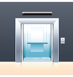 Passenger Elevator vector image