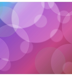 Bokeh Abstract background vector image