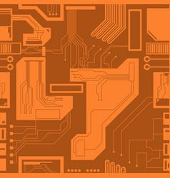circuit3 vector image