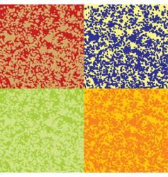 Color textures vector