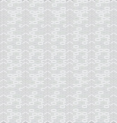 Gray Weave vector image vector image
