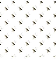 Radar pattern seamless vector