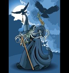 Sorcerer vector