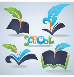 School symols vector