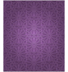Seamless pattern with traditional ornamen vector