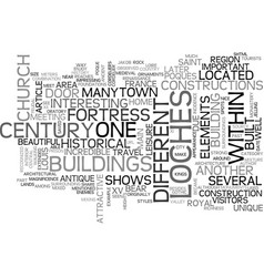 What to see in loches text word cloud concept vector