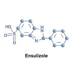Ensulizole sunscreen agent vector