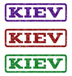 Kiev watermark stamp vector