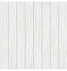 white wood boards background vector image