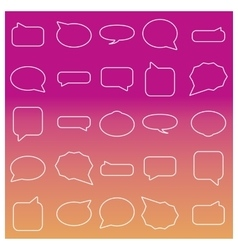 Set of linear frames vector