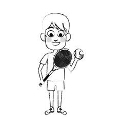 young boy icon image vector image vector image