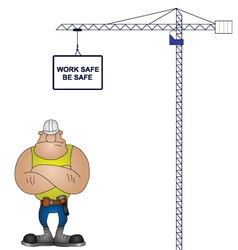 Health and safety vector