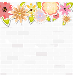 Template for party invitation wedding card vector