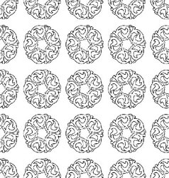 Abstract-seamless-pattern vector