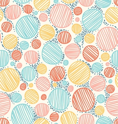 Color dotted pattern vector image