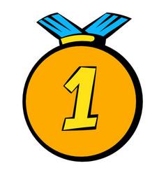 Medal icon icon cartoon vector