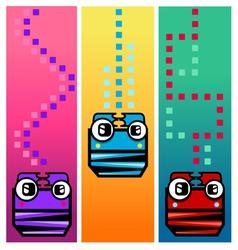 Termite funny vector image vector image