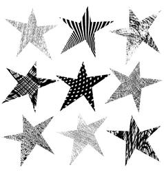 Star Original Set vector image