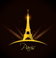 Paris design vector