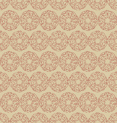 Abstract-seamless-pattern-retro vector