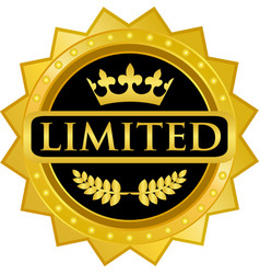 Limited gold label vector