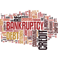 Your debt should you consolidate or eliminate vector